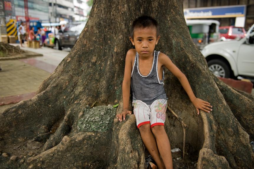 Street's children - Manila