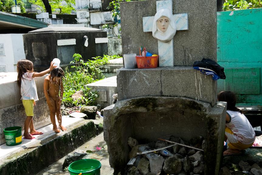 Manila's cemetery