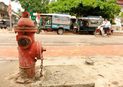 Fire hydrant Laos
