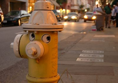 Fire hydrant New Orleans