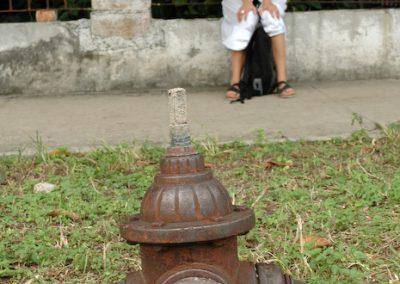 Fire hydrant Cuba
