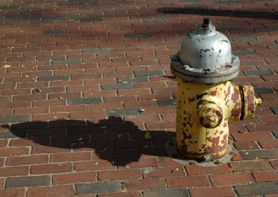 Fire hydrant Boston