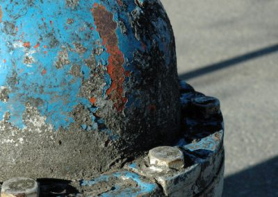 Fire hydrant Boston
